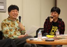 創元SF文庫トークショー写真